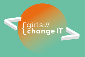 Logo Kampagne Girls Change IT